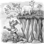Волк и коза —Лев Толстой