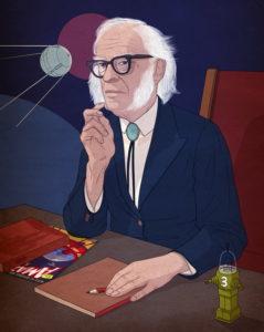 2 января родился Айзек Азимов— 1920 —1992Американский писатель— фантаст