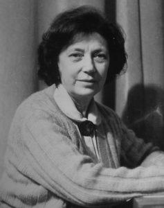 Валерия Анатольевна Герасимова (14 (27) апреля 1903 — 2 июня 1970) — русская советская писательница,