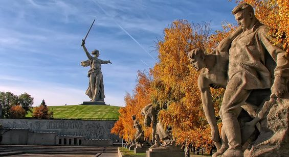 Мамаев курган — Владимир Богомолов— читает Павел Беседин