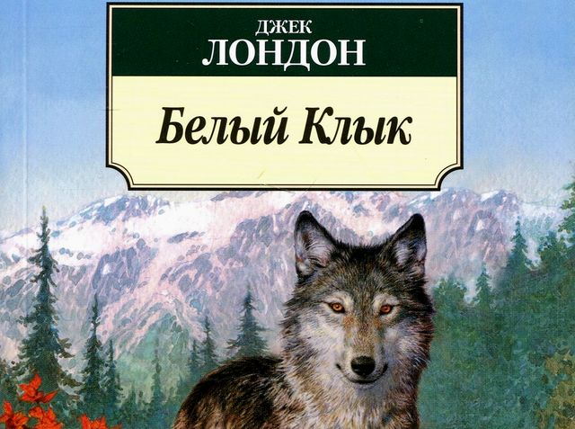 Белый клык—Джек Лондон—читает Павел Беседин