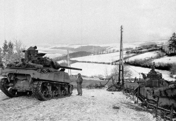 Арденны ,январь 1945 года— Вилли Фей