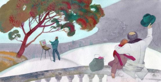 Красная сосна—Юрий Коваль