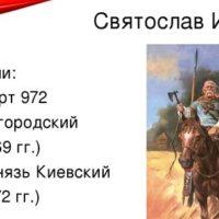 святослав князь ишимова читает павел беседин