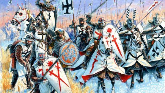 Литовцы и рыцари немецкие. 1185 – 1200 годы