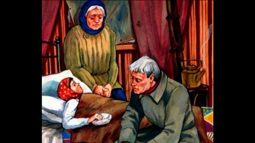 Маринка - Леонид Пантелеев - читает Павел Беседин