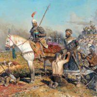Нашествие татар. 1219 – 1238 годы— Александра Ишимова —читает Павел Беседин