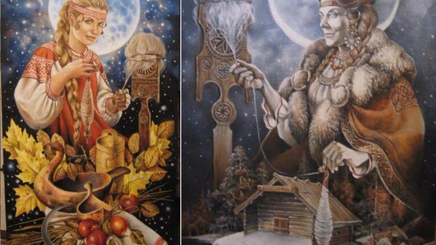Велес и Азовушка—Славянская мифология
