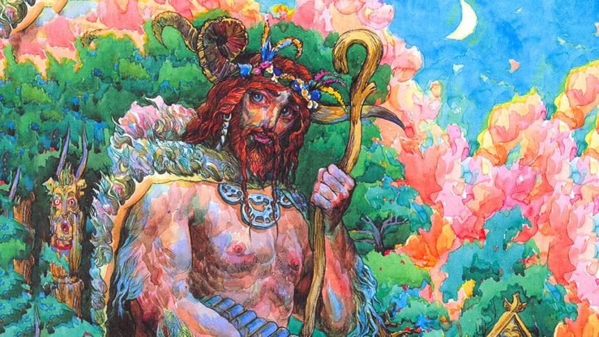 божества мифологии картинки нужно ждать