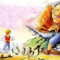 Великан и портной— Братья Гримм читает Павел Беседин