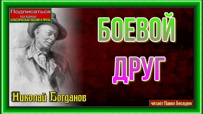 Боевой друг —Николай Богданов—читает Павел Беседин