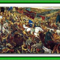 Куликовская битва.1380 год