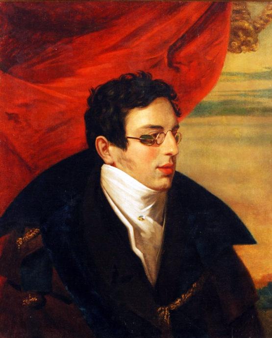 Николай Гнедич поэт