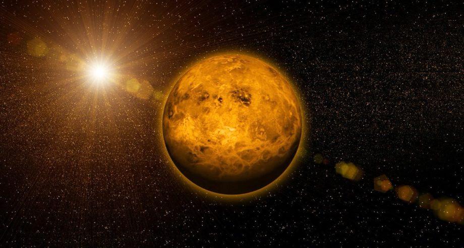 Венера — Космос детям