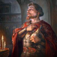 Великодушие князя Владимира Храброго — Александра Ишимова