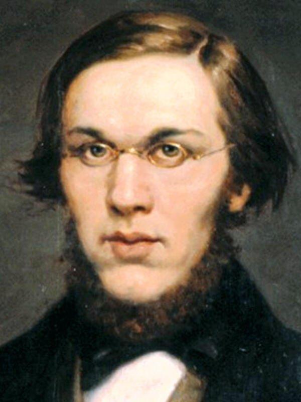24 января (5 февраля) 1836 — 17 ноября (30 ноября) 1861) добролюбов