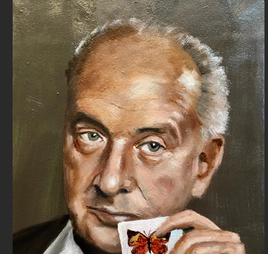 22 апреля родился Владимир Набоков (1899-1977) — русский писатель,поэт.