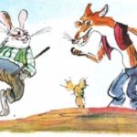 братец лис и кролик