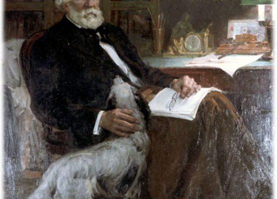 sobaka иван тургенв читает Павел Беседин